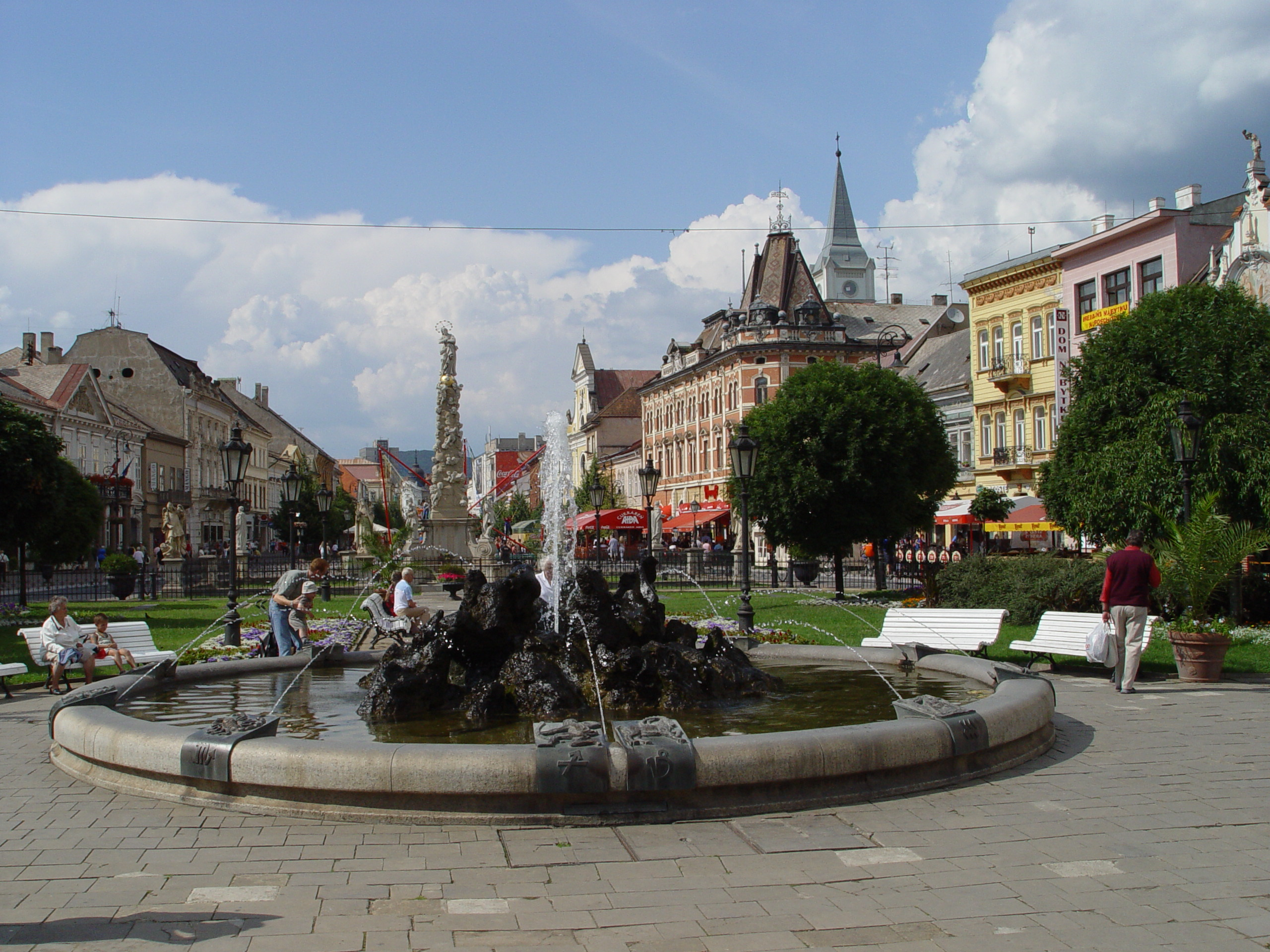 Kosice Slovakia  city photo : Súbor:Kosice Slovakia Main Street 3 Wikipédia