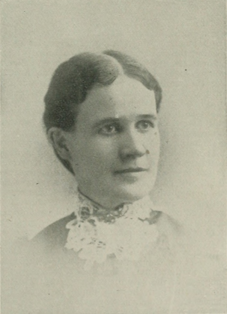 LOUISE BOWMAN McCLAIN A woman of the century (page 493 crop).jpg
