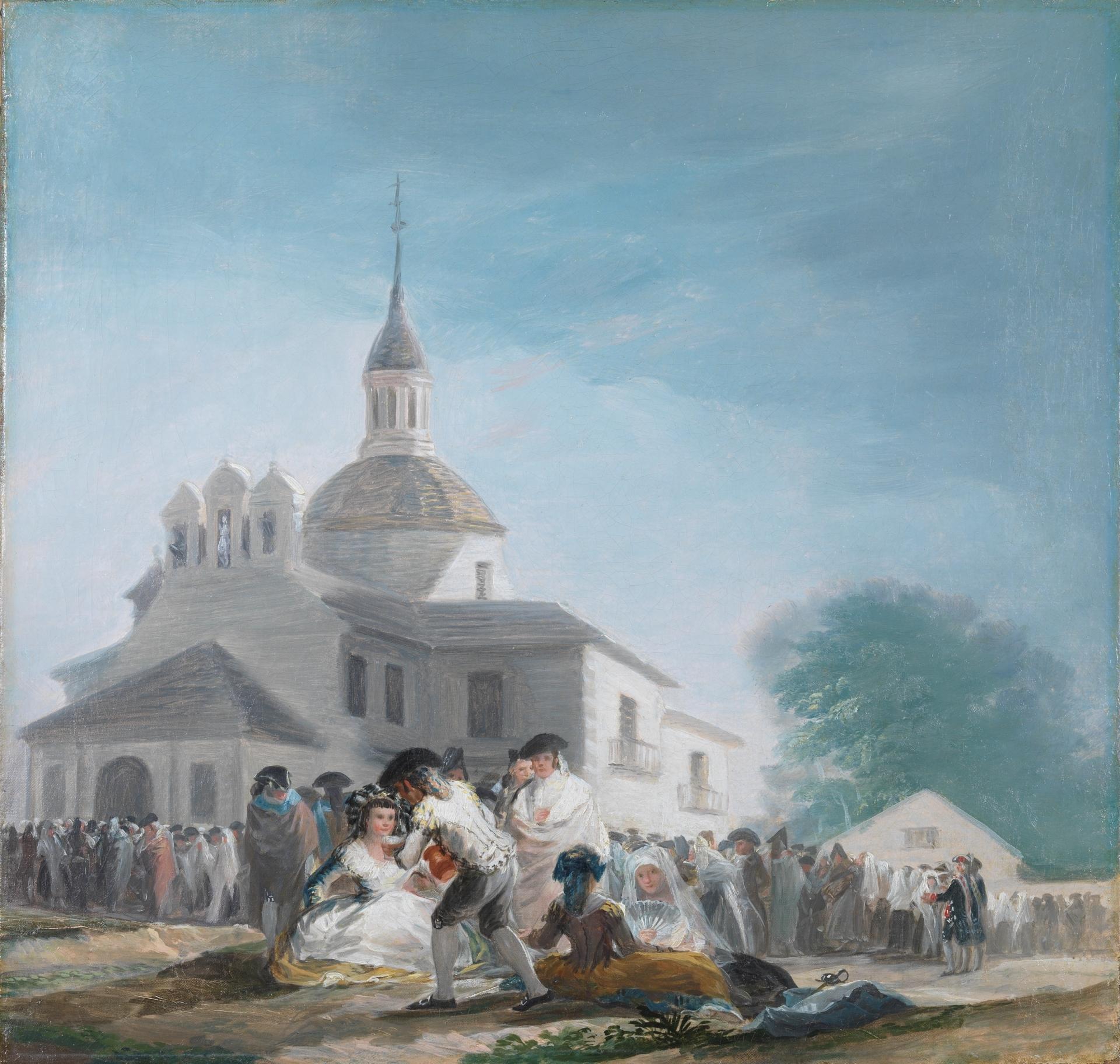 Depiction of Carabanchel y las artes