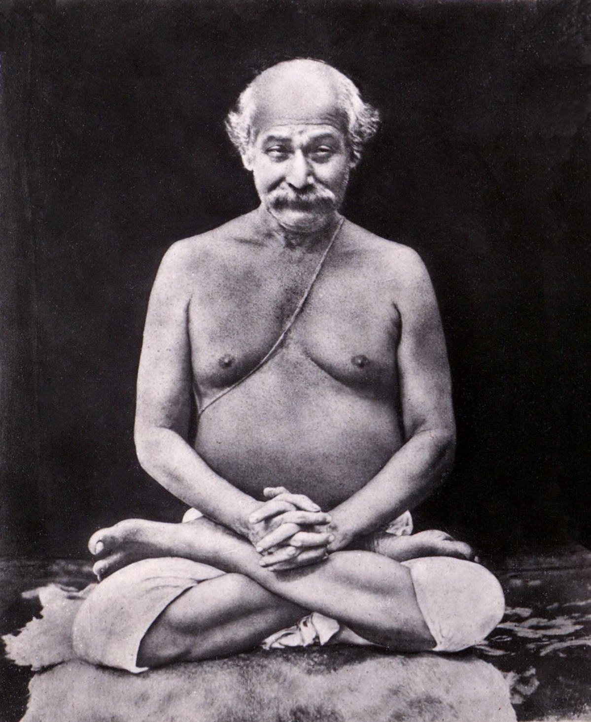 alt=Description de l'image Lahiri Mahasaya.jpg.