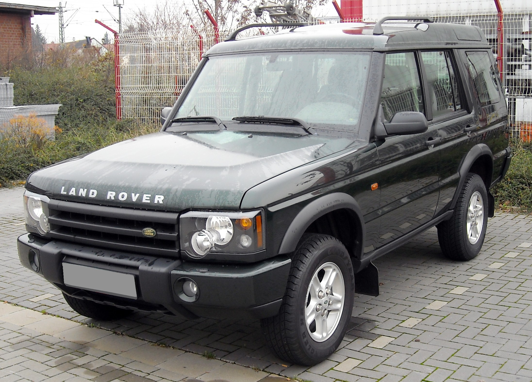 File Land Rover Discovery Front 20081201 Jpg Wikimedia