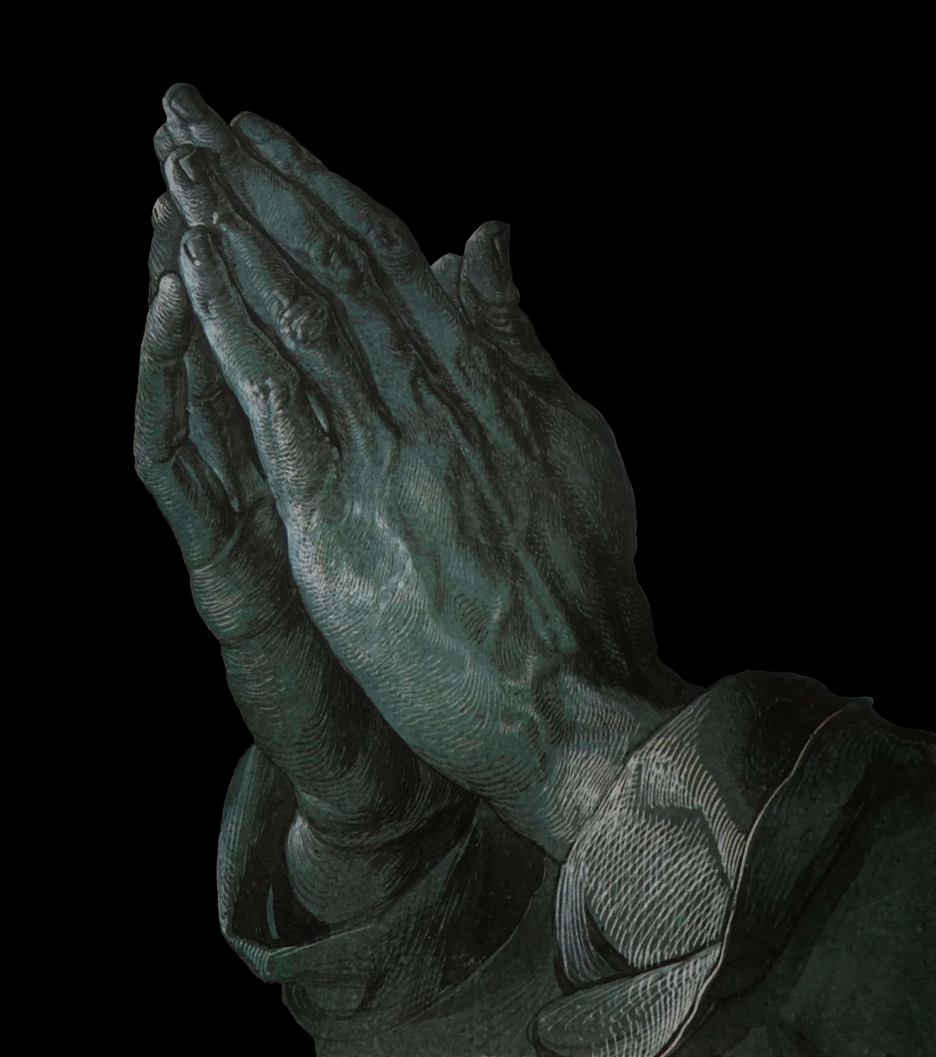 Dessin Avec La Main file:les mains d'un apôtre, dessin à la plume avec rehauts