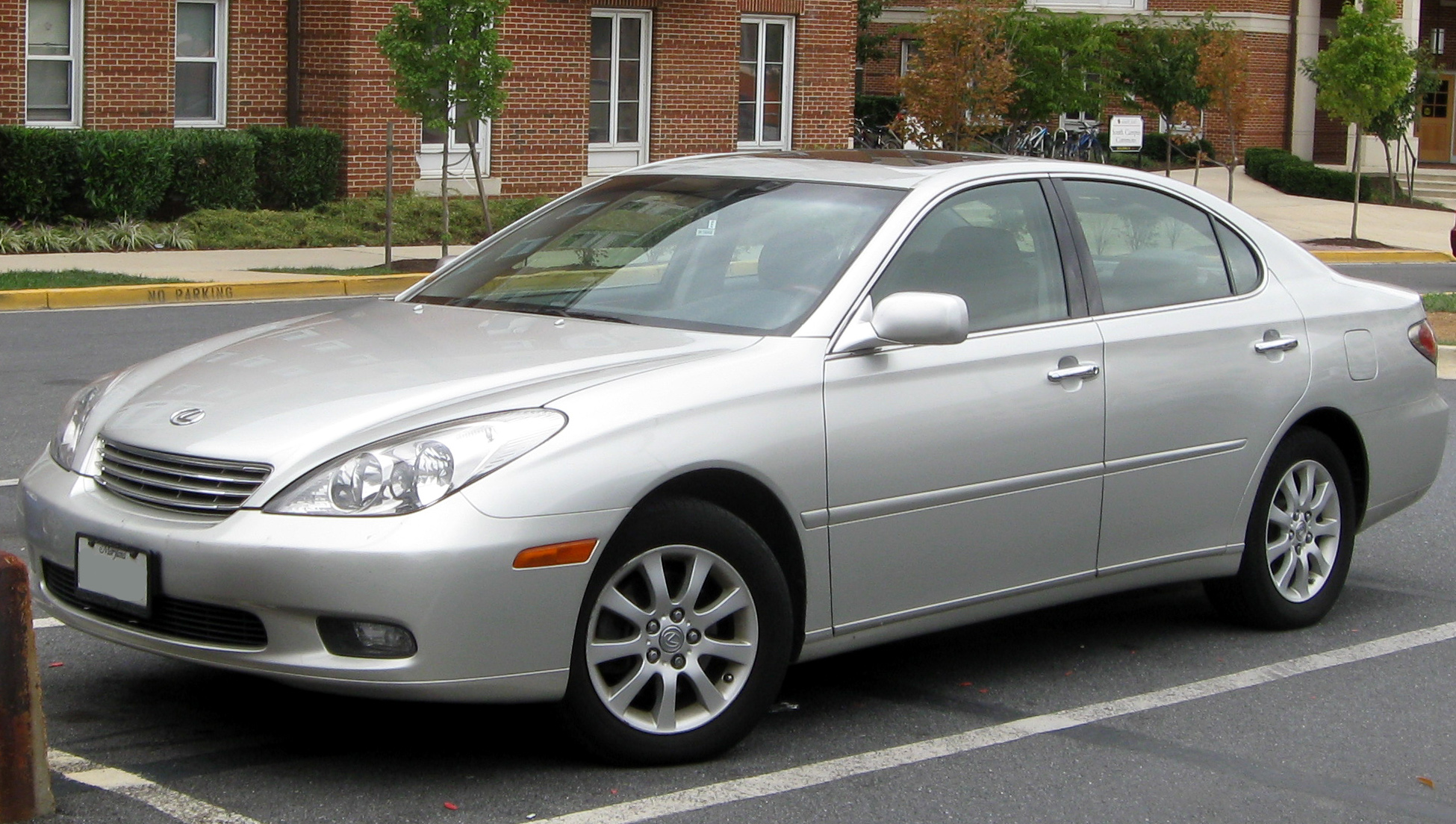 MY2002–2003 ES 300 (MCV30; US