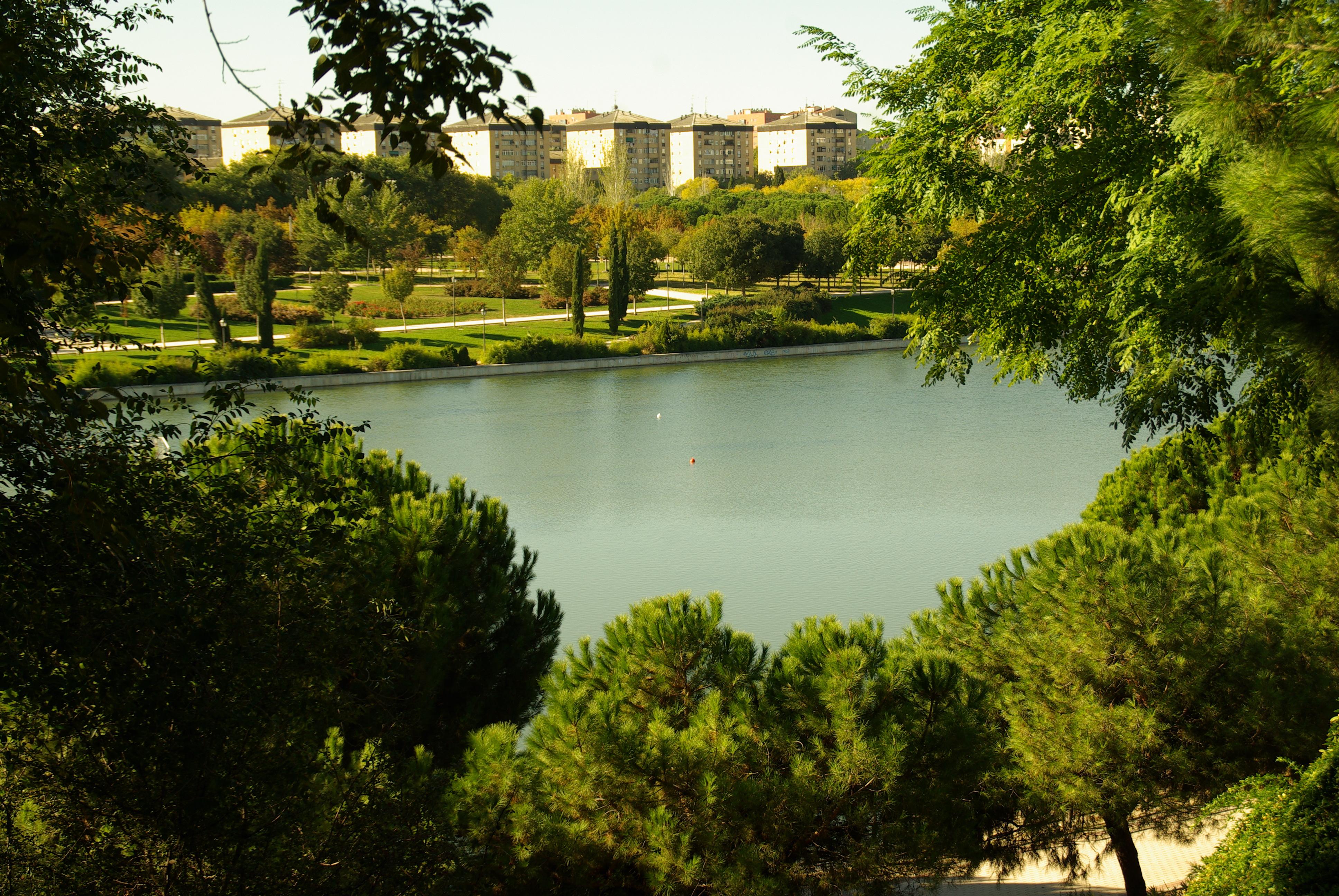 File Madrid A V U Parque De Pradolongo Visita Comentada