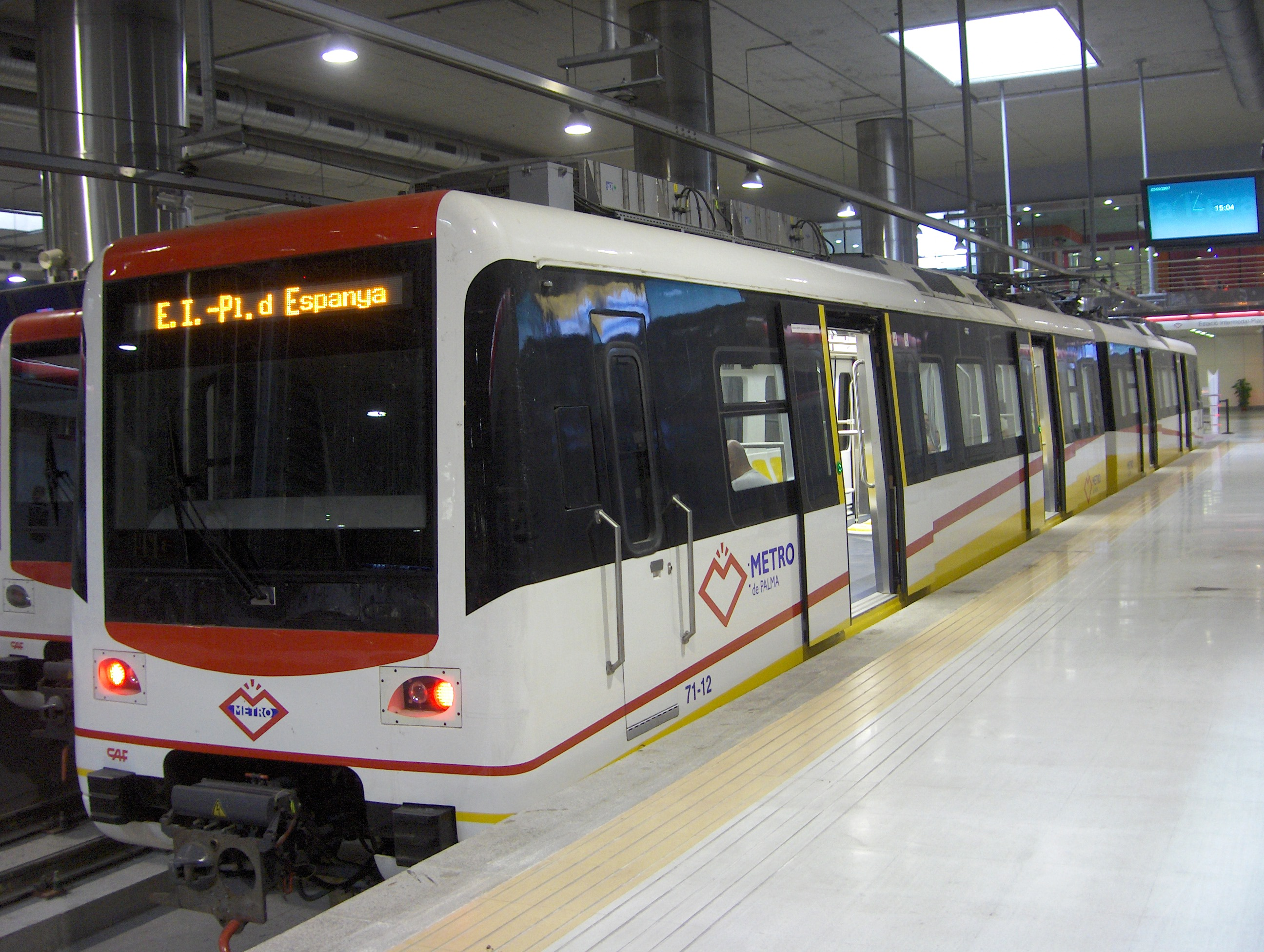 Sfm Subway Map.Palma Metro Wikipedia
