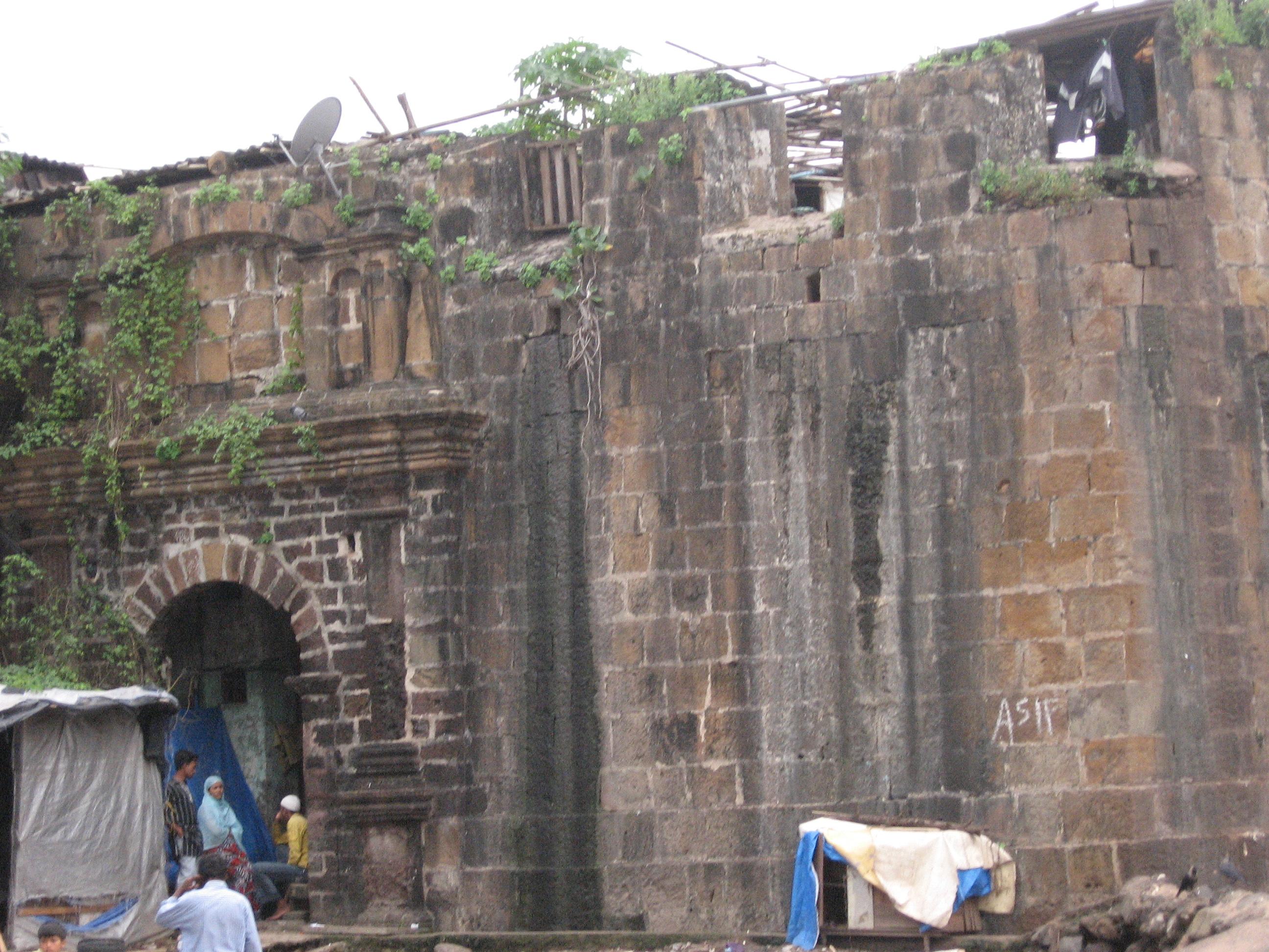 Mahim Fort 15