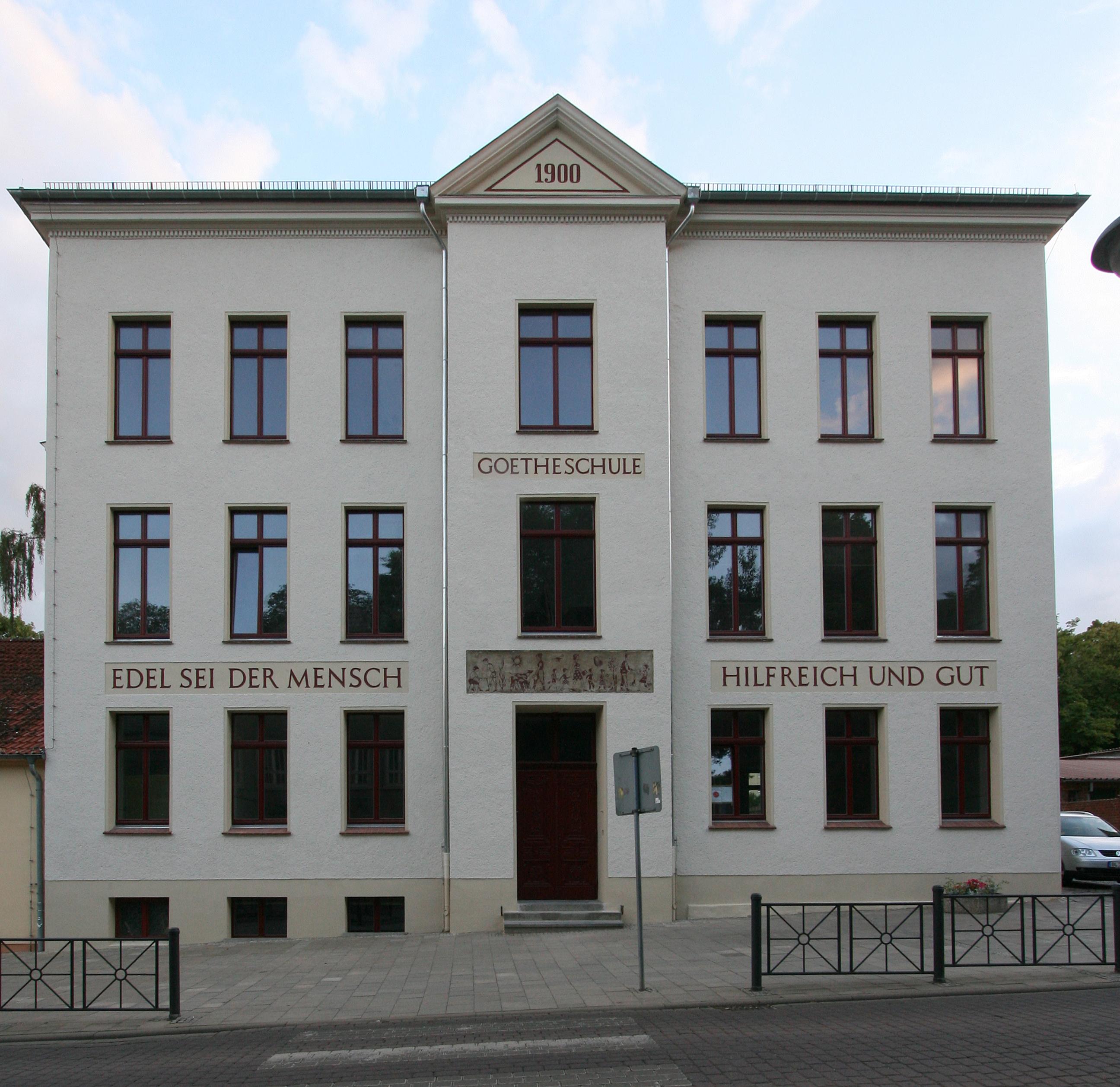 Goetheschule Malchow