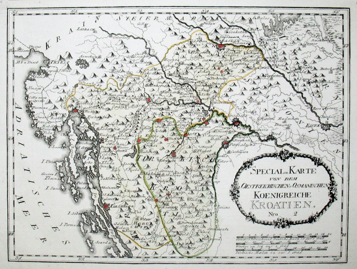 Turkish Croatia  Wikipedia