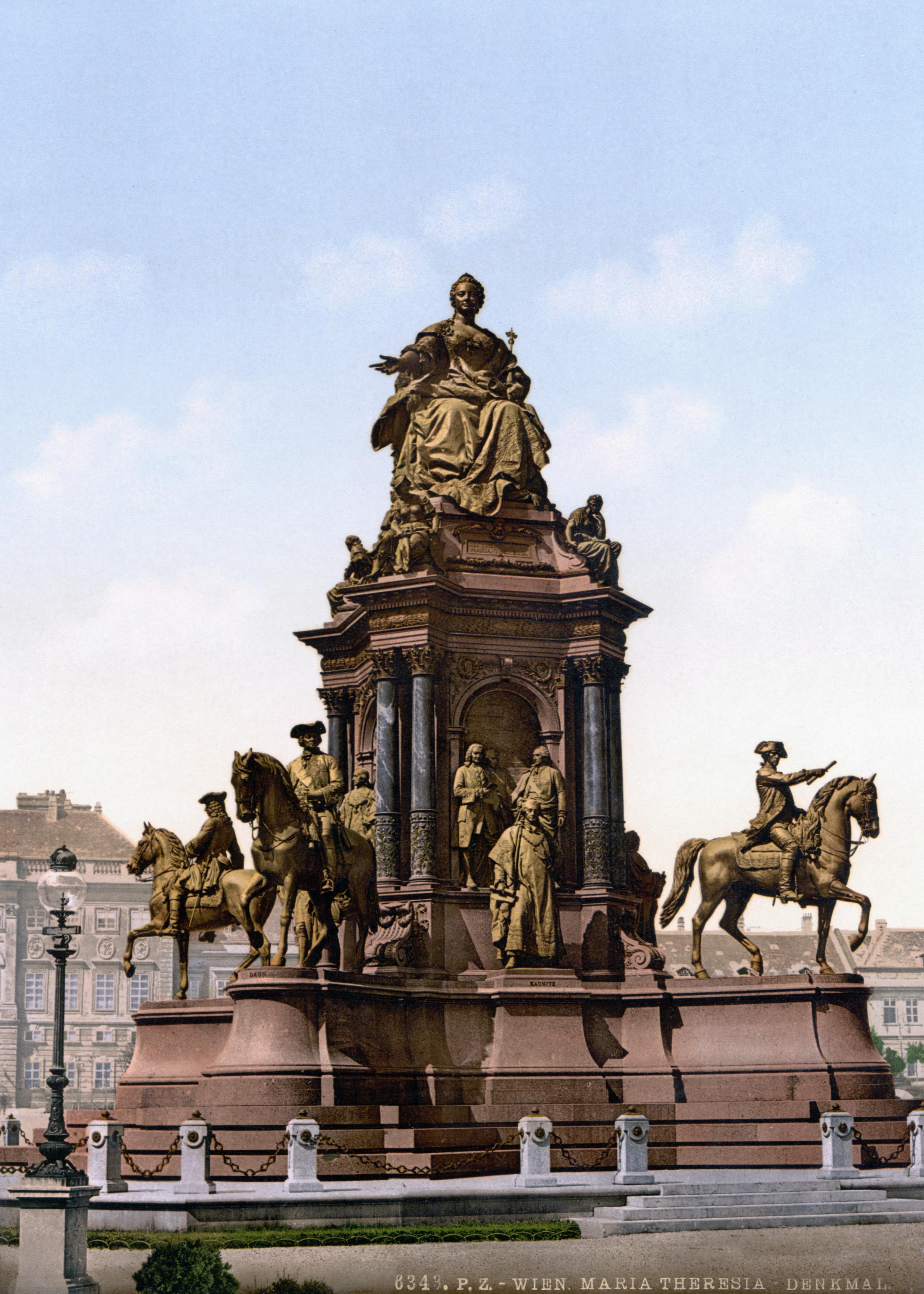 Maria-Theresia-Denkmal Wien 1900.jpg