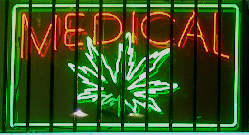 Medical marijuana sign The Medical Benefits of Marijuana