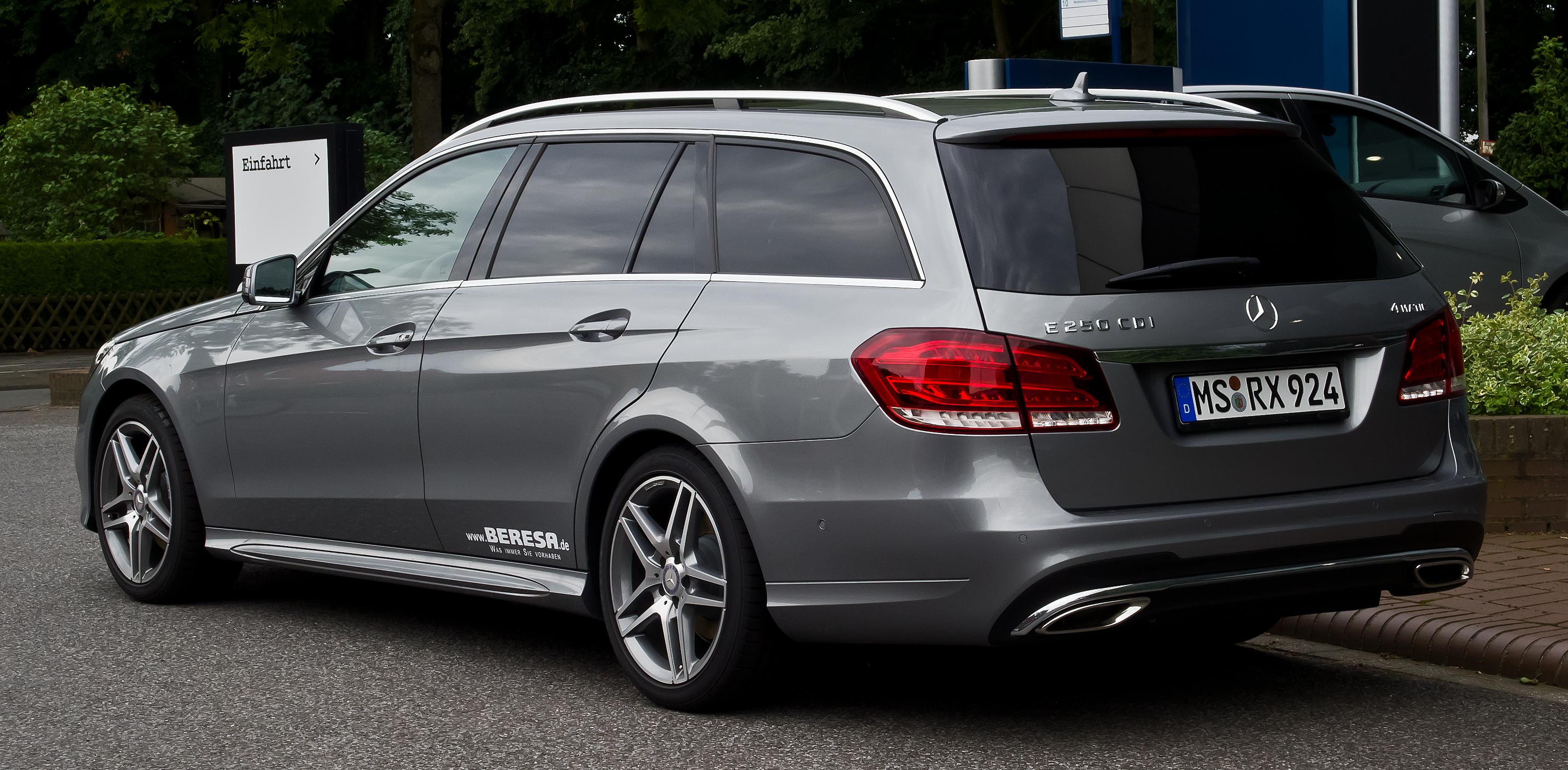 File mercedes benz e 250 cdi 4matic t modell avantgarde for Mercedes benz e 250