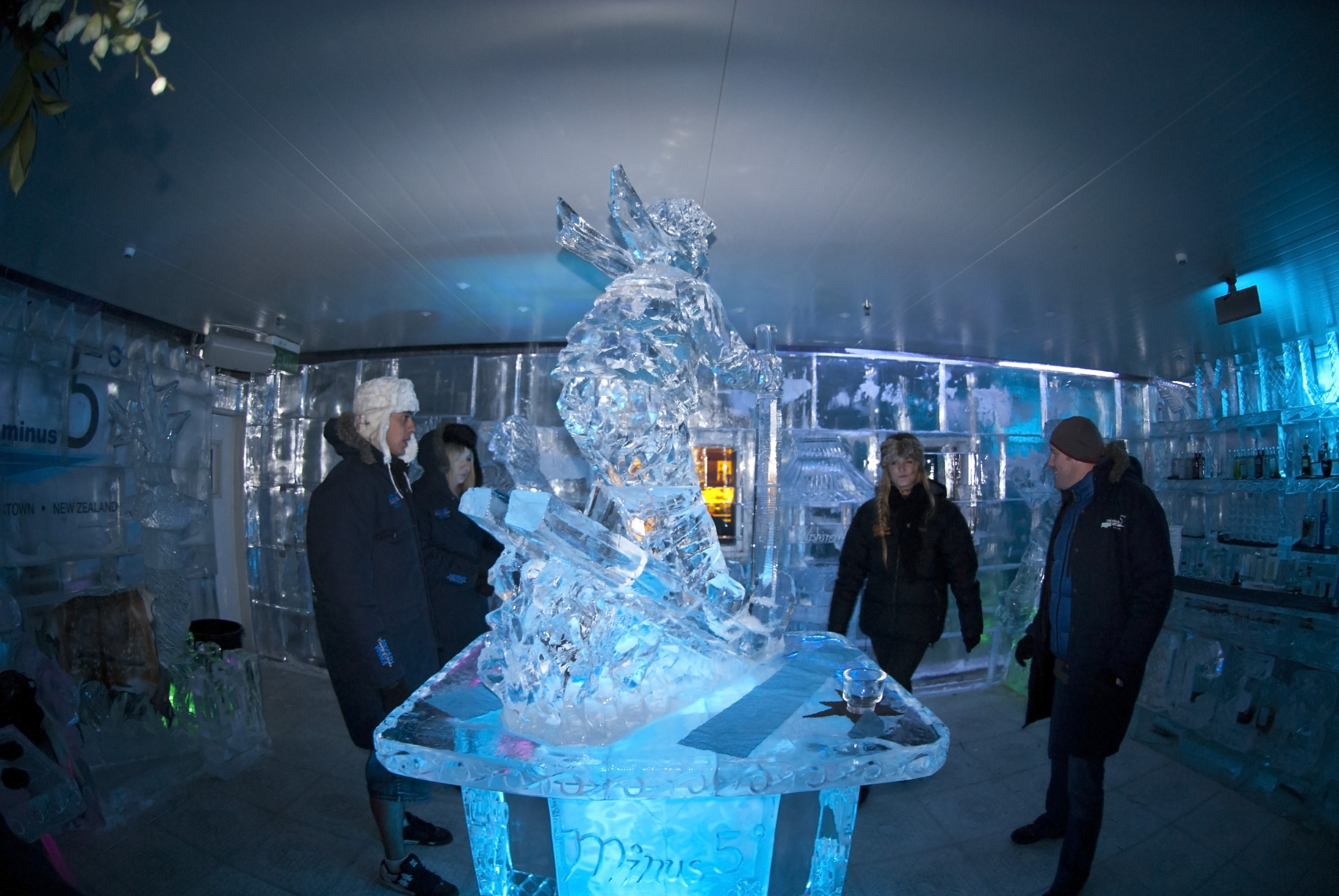 Image result for ice bar