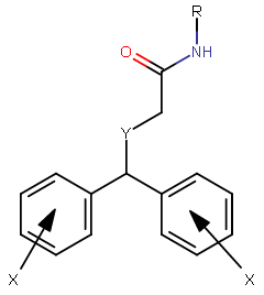 Modafinil analog substitutions.png