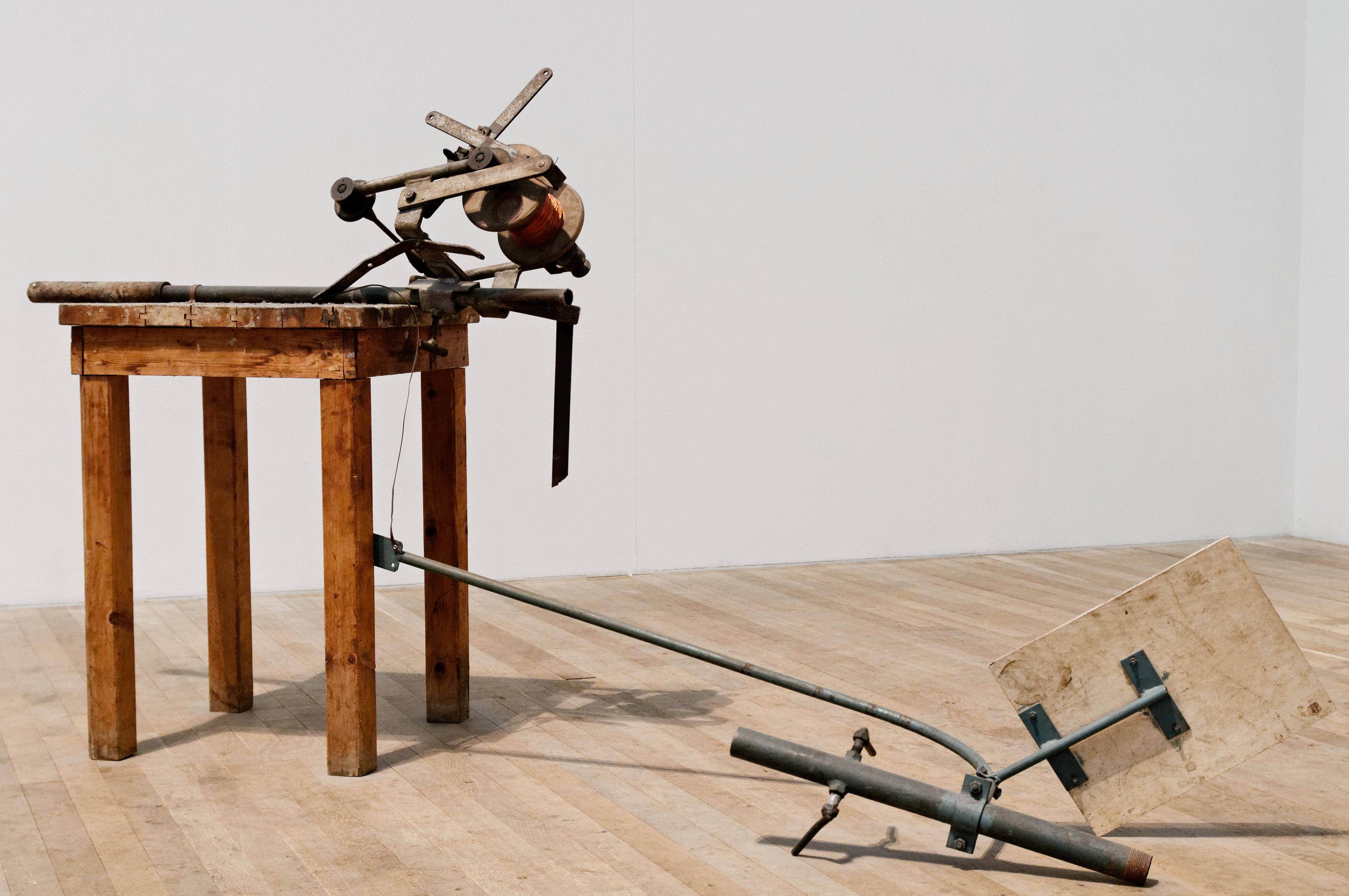 Hirschdenkmal von Joseph Beuys - Quelle: WikiMedia