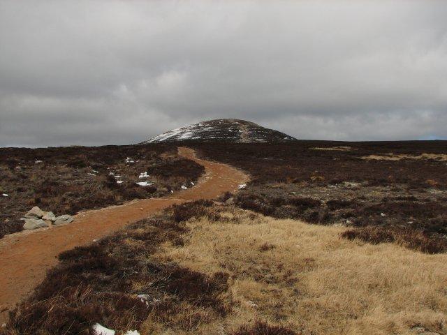Mount Keen path - geograph.org.uk - 728030
