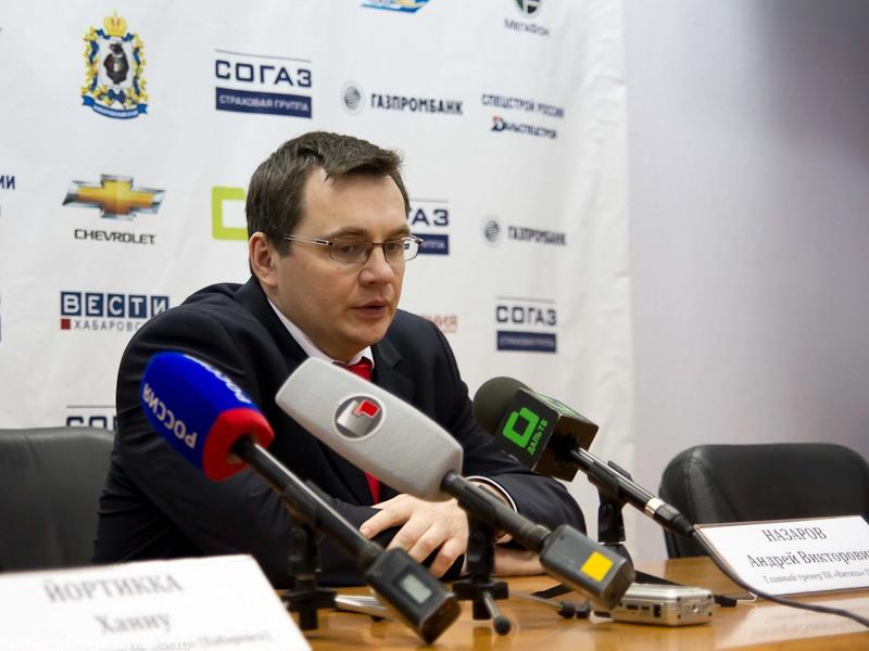 Андрея Назарова сократили из«Барыса» исборной Казахстана