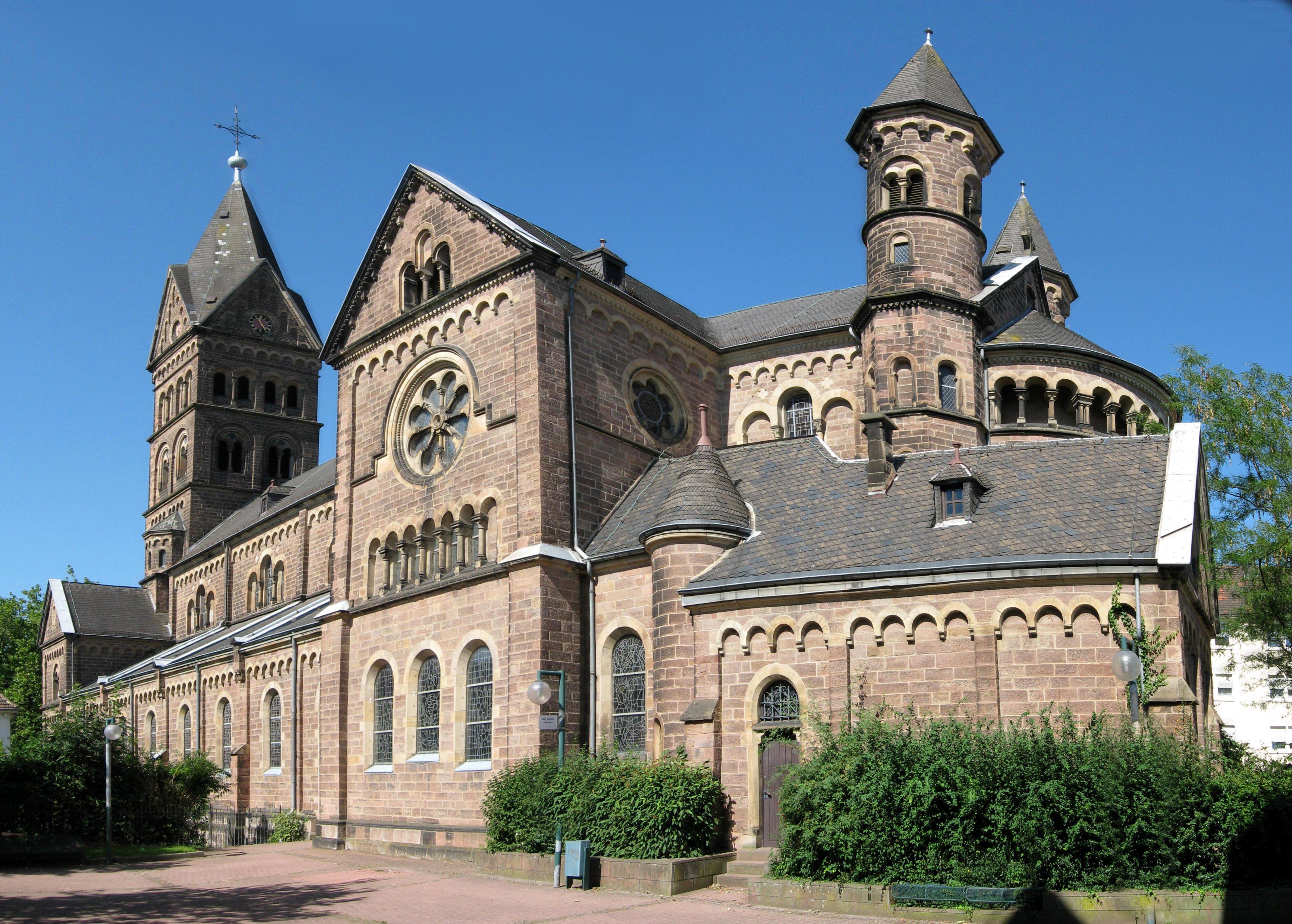 File:Neunkirchen Saar StMaria.jpg - Wikimedia Commons