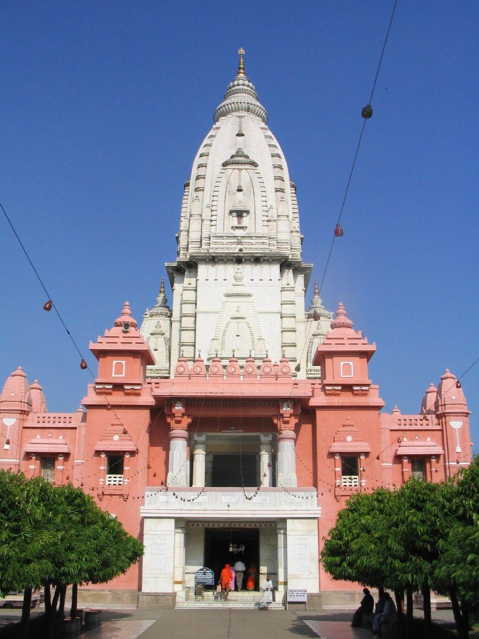 new vishwanath temple at bhu 2007.jpg
