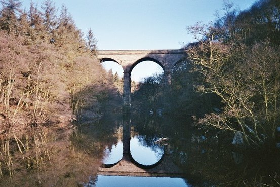 Nidd Gorge Viaduct - geograph.org.uk - 234724 (cropped)