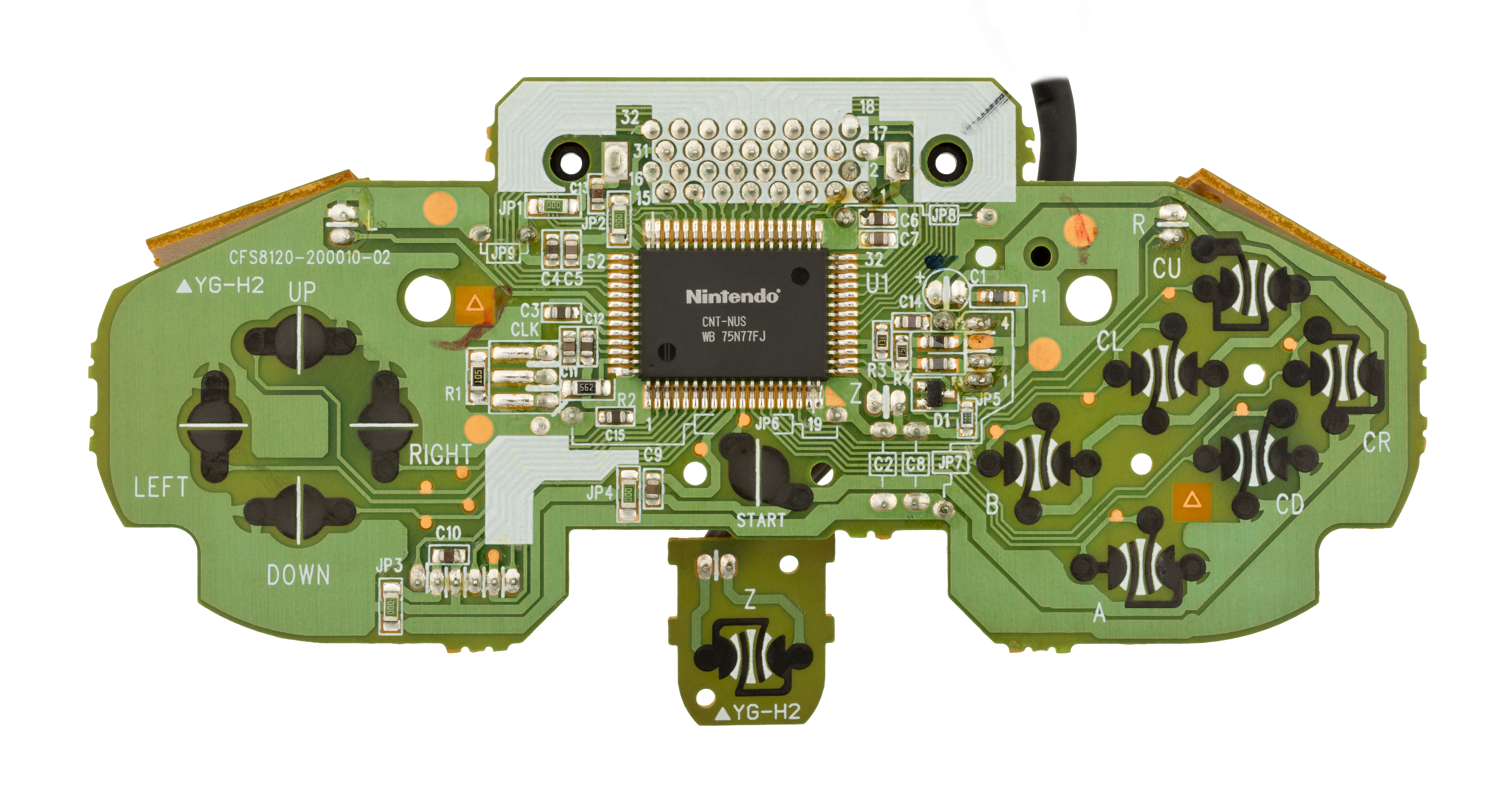 WRG-9159] N64 Wiring Diagram on