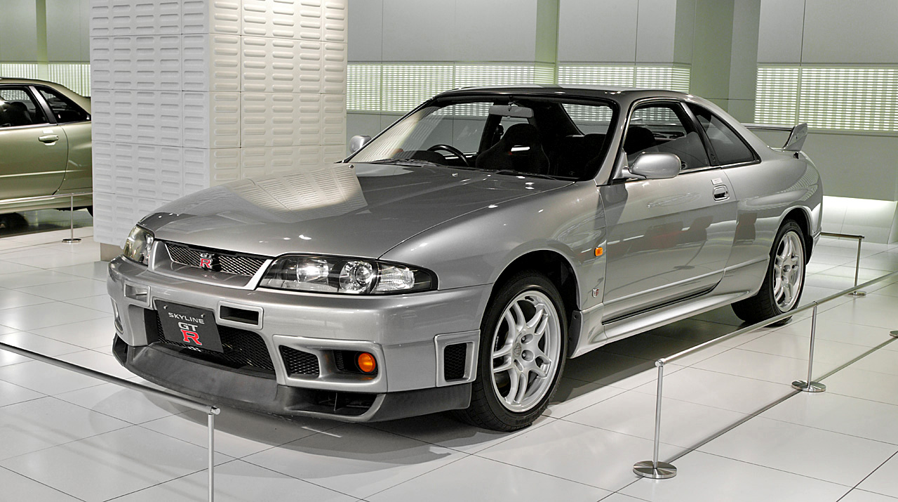 File:Nissan Skyline R33 GT-R 001.jpg - Wikimedia Commons