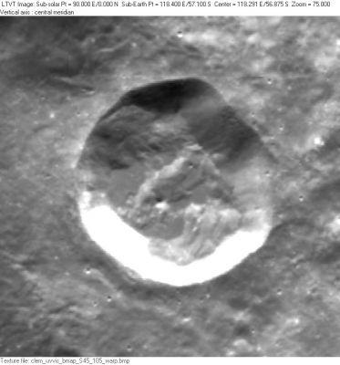Кимура (лунный кратер)
