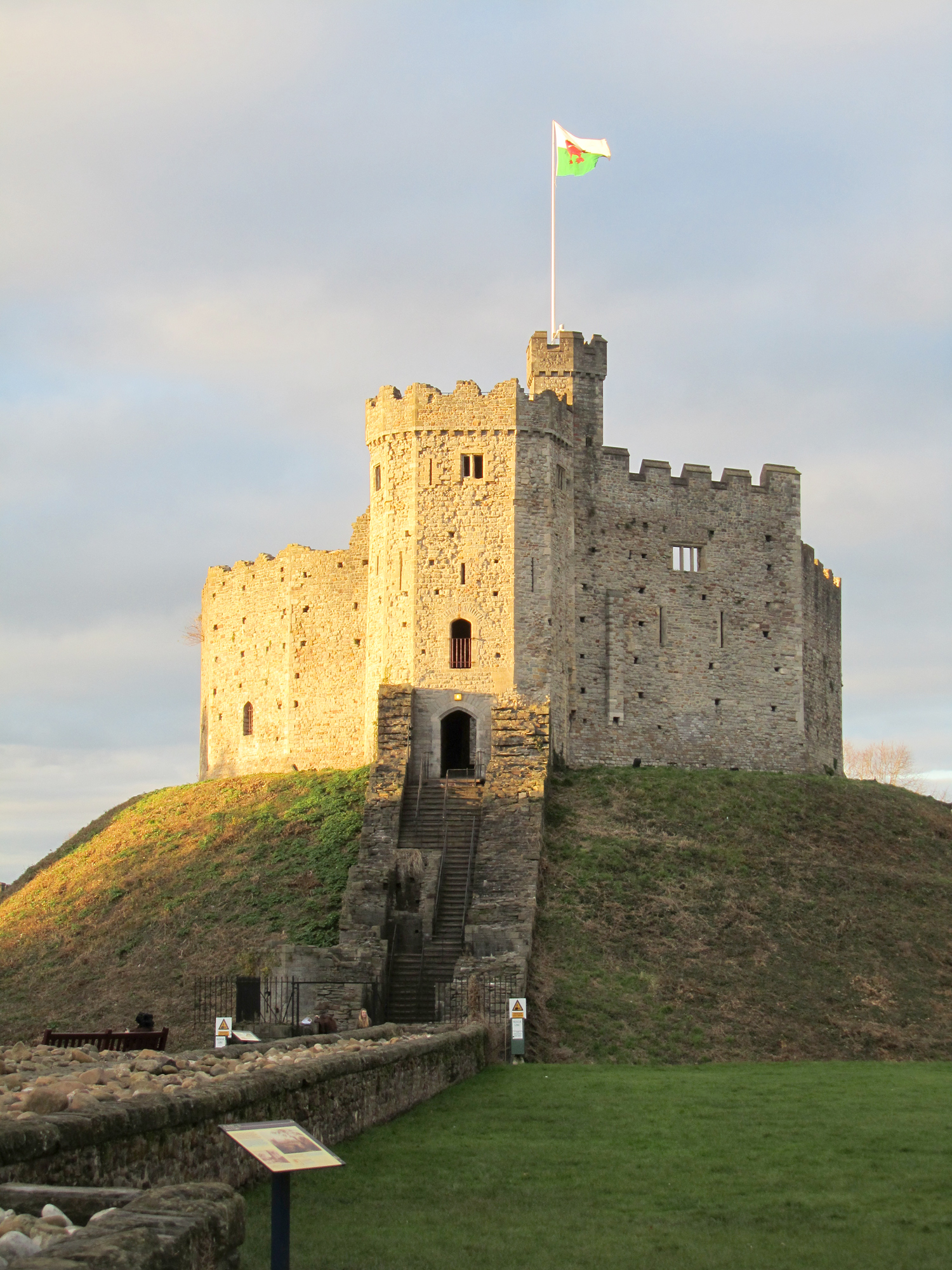 Norman Castles Facts For Kids