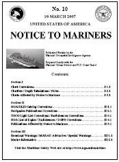 Notice To Mariners Wikipedia