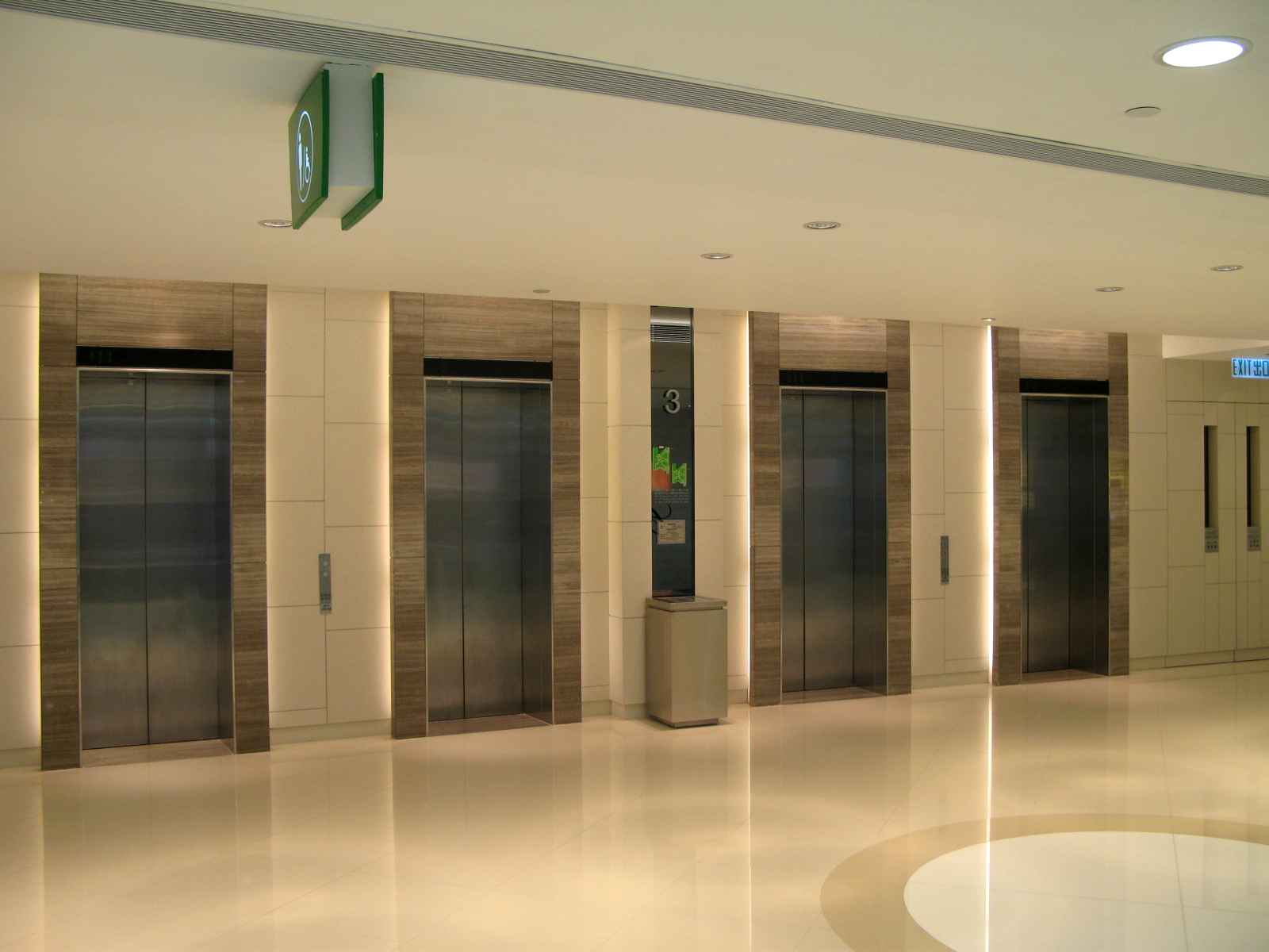 Elevator Design Pattern