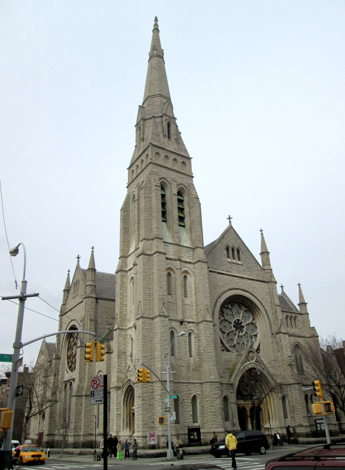 Old First Reformed Church New York Roadtrippers