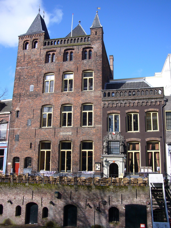 Oudaen in utrecht monument for Huis utrecht