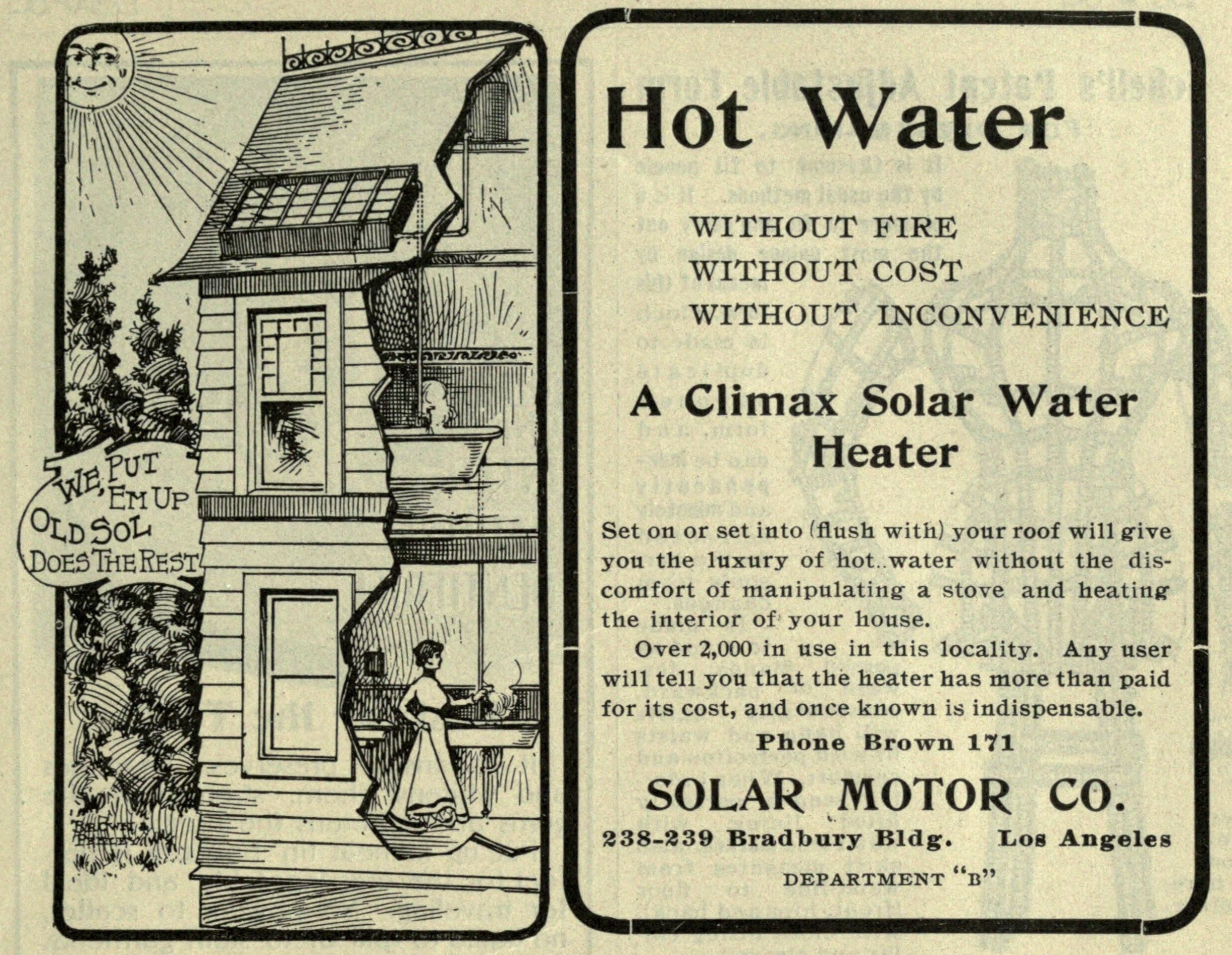 Solar water heating - Wikipedia, the free encyclopedia