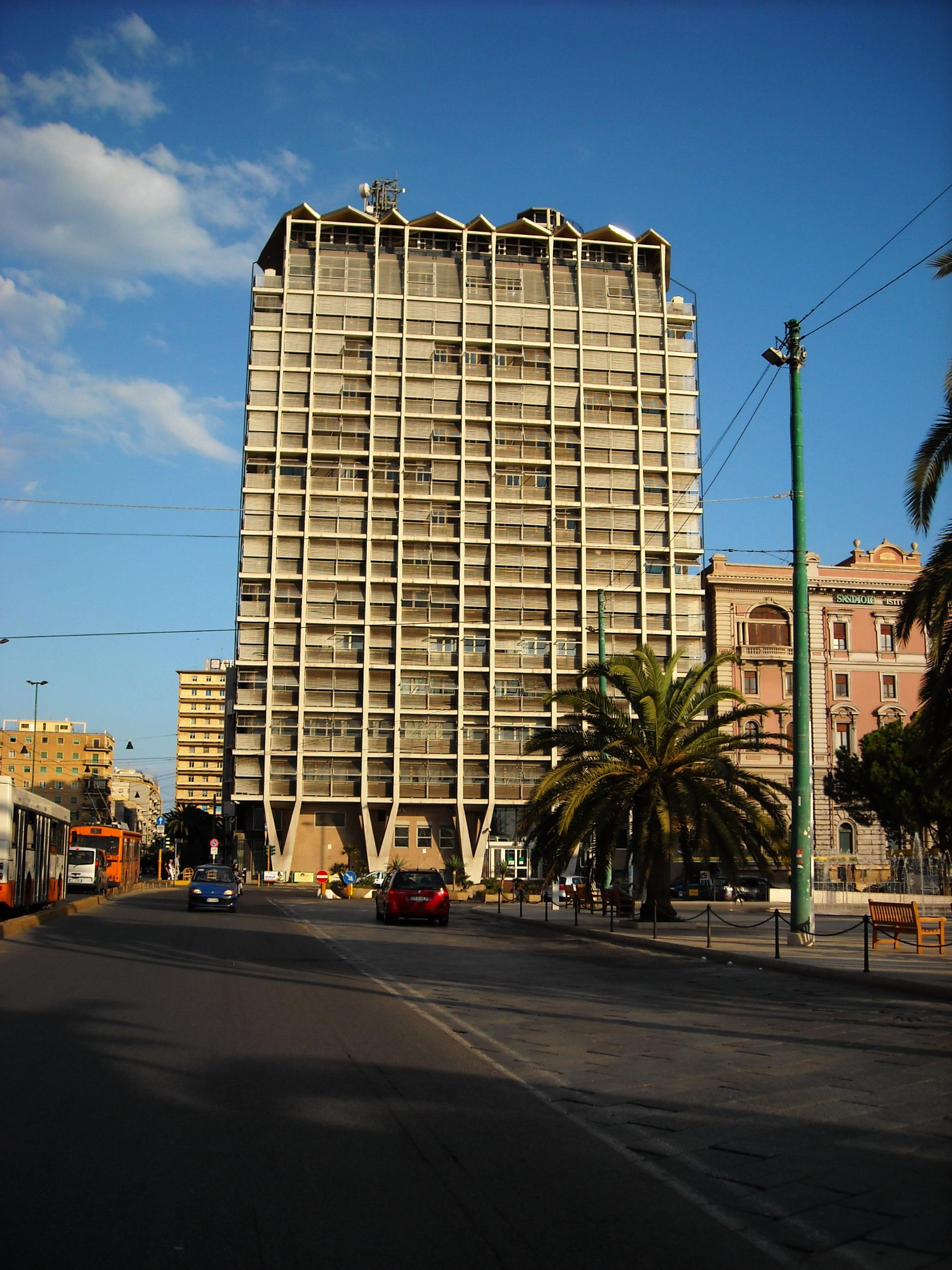 Palazzo Enel Cagliari