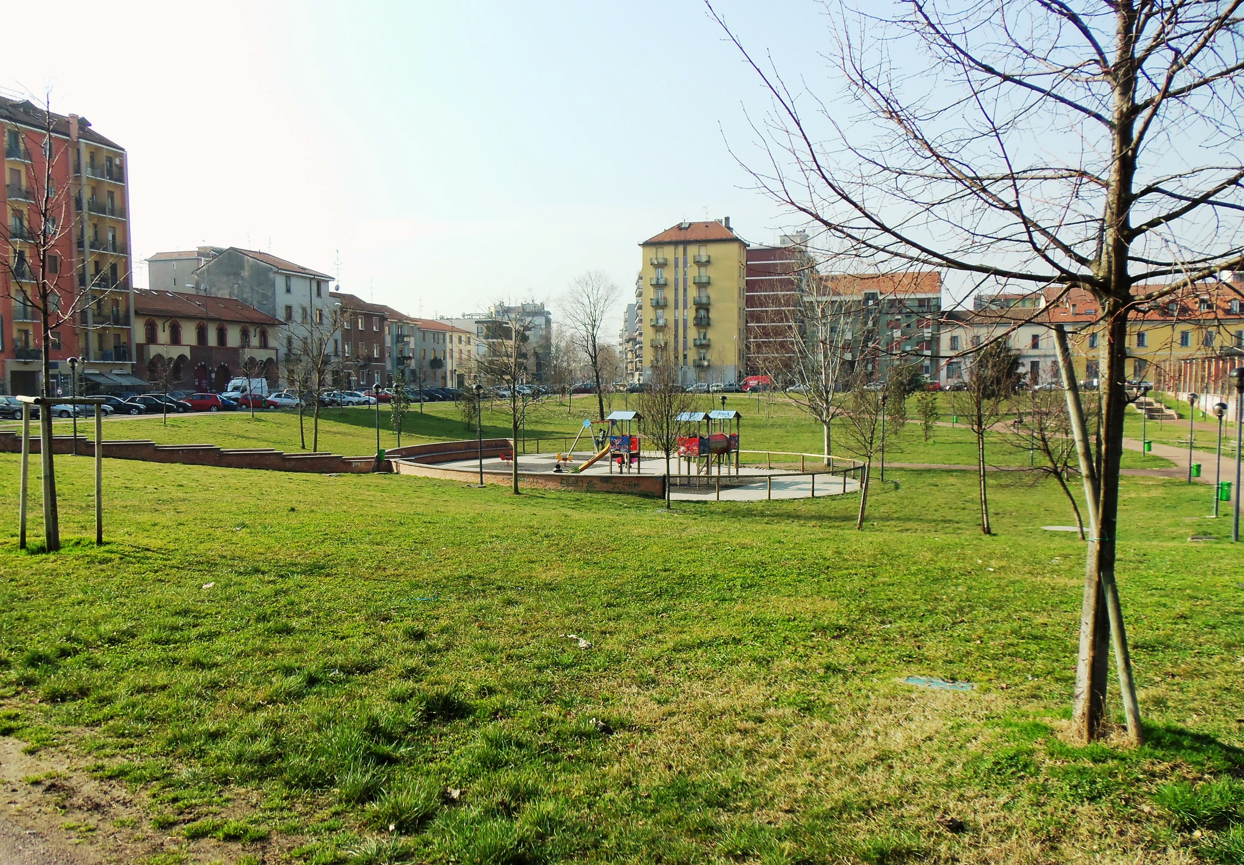 Parco Giochi Villa Manin Montebelluna