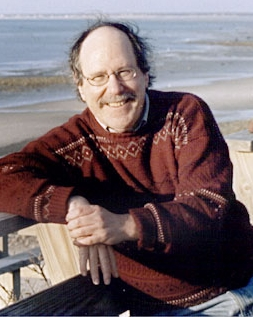 Photo of author Paul Levinson.