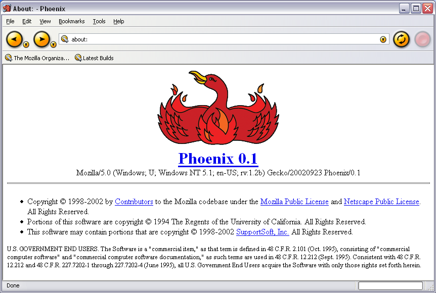hoenix0.1screenshot