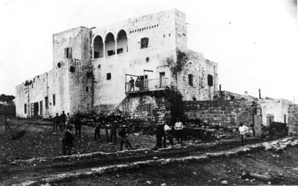 מבצר שוני