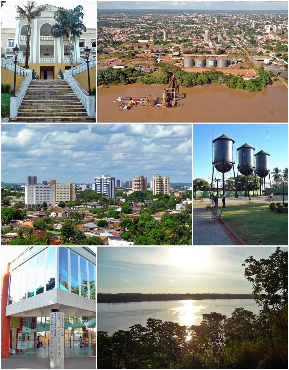 Porto Velho Rondônia fonte: upload.wikimedia.org