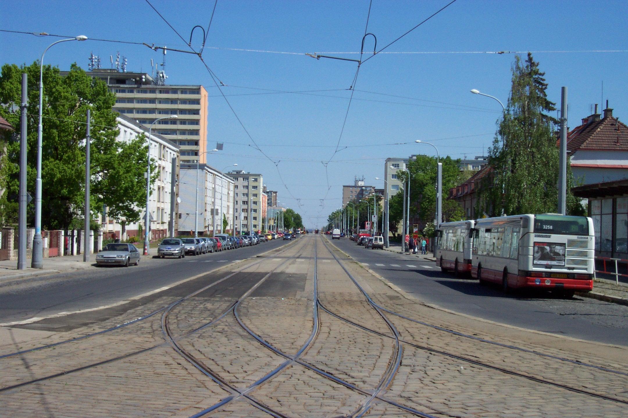 file praha břevnov petřiny tramvajová trať jpg original file