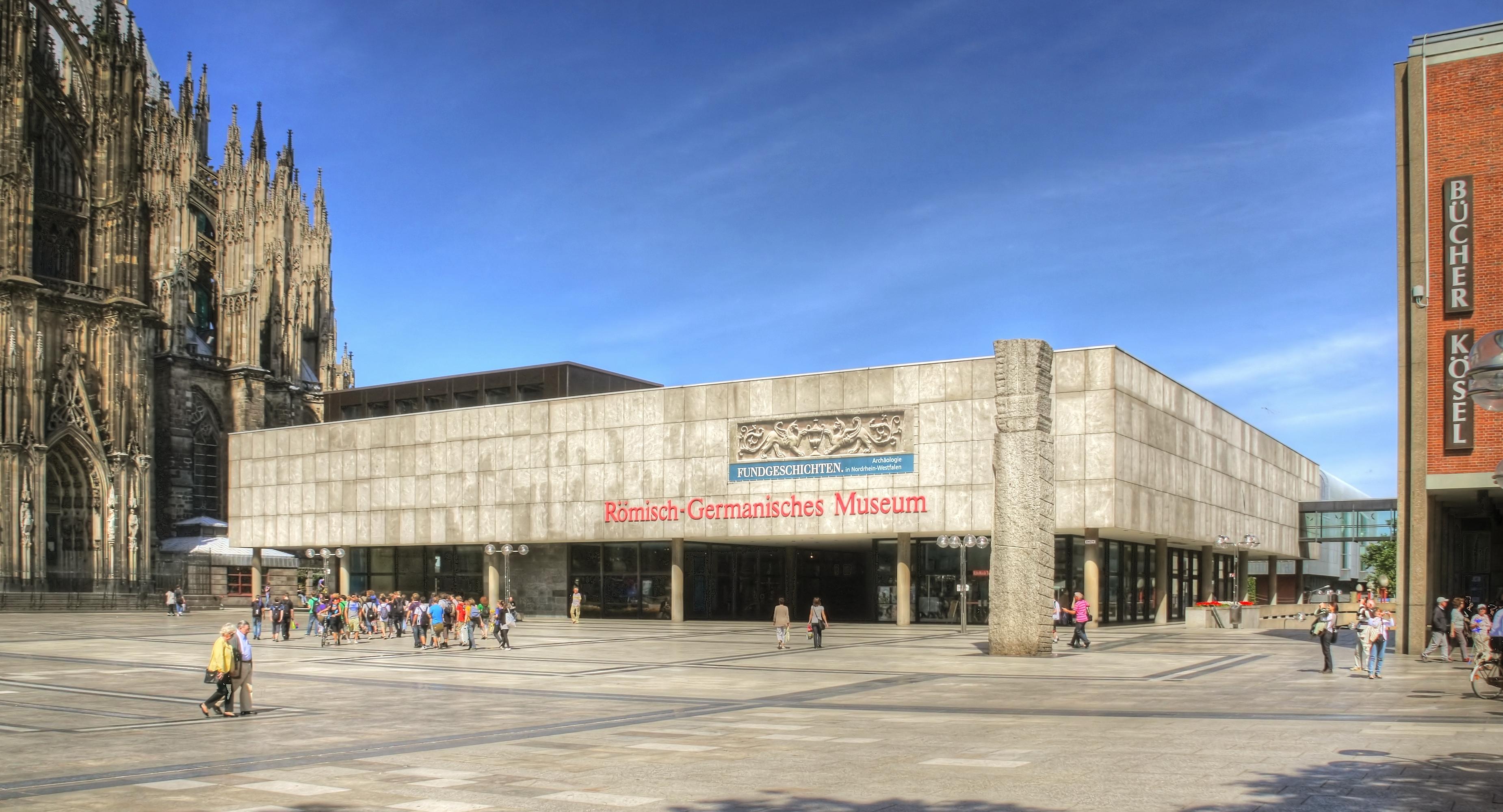 Römisch-Germanisches-Museum