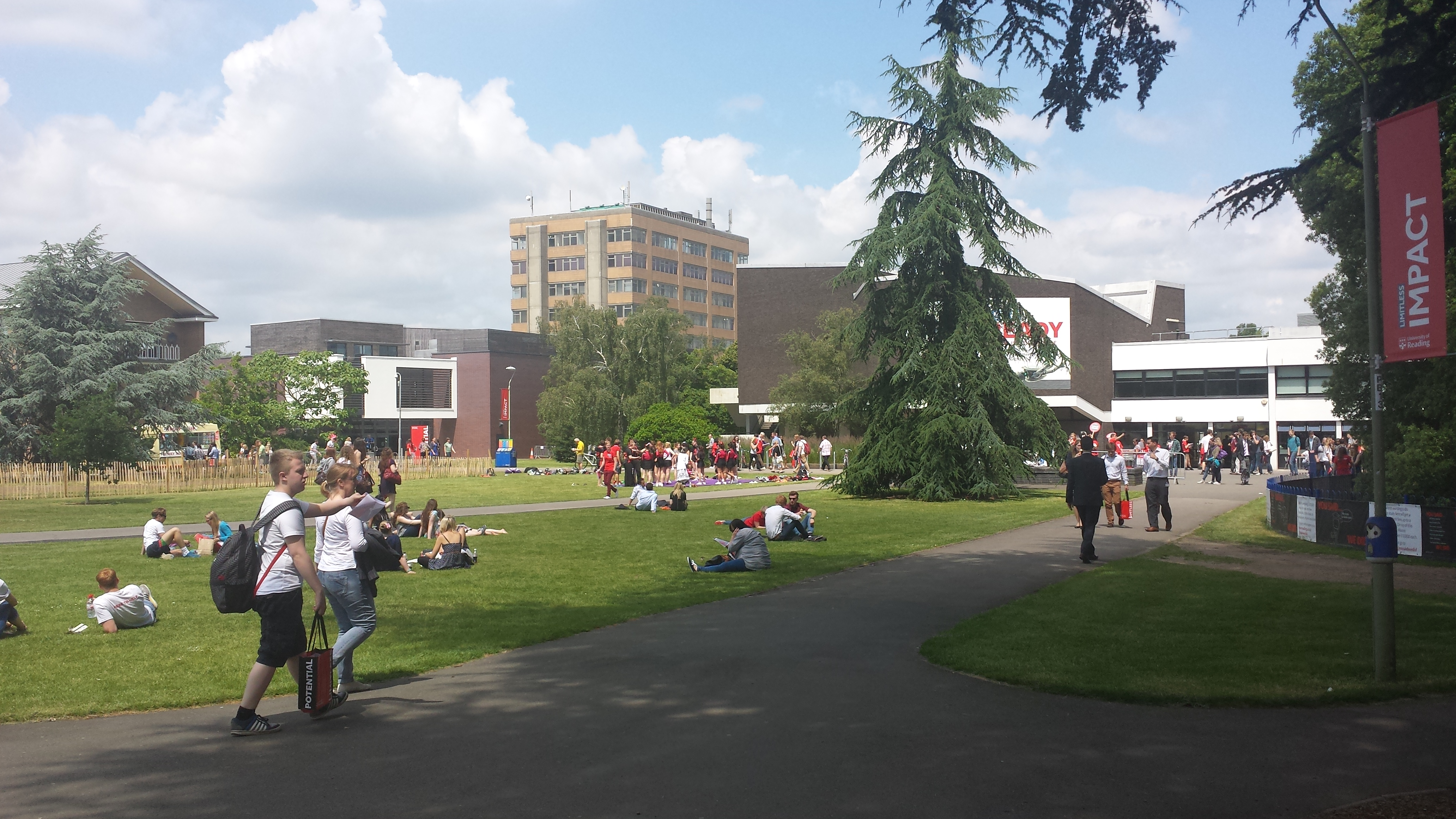 Image result for reading university