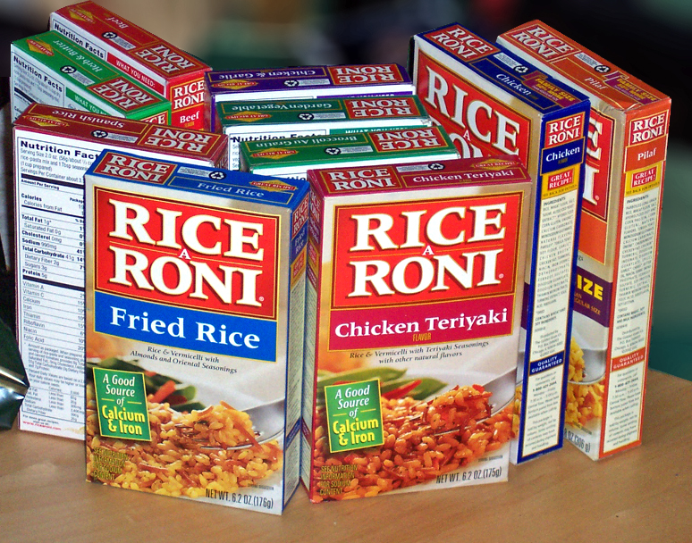 Rice a roni coupons 2018