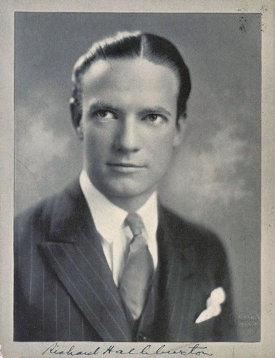 richard halliburton   wikipedia