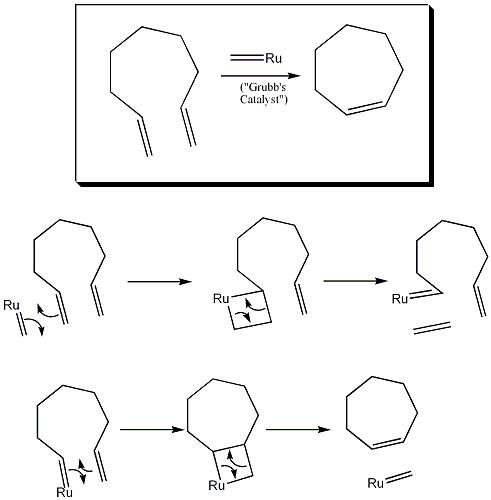 olefin metathesis reactions Created for: sbu che 342 created by: eleanor castracane dennis caruana matthew hannigan jakub micko.