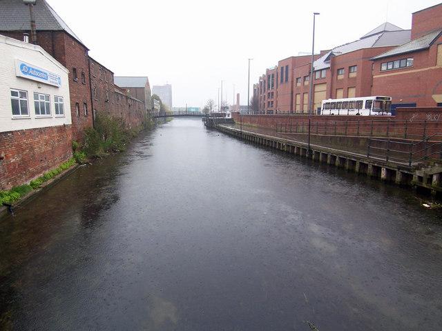 River Freshney - geograph.org.uk - 775238