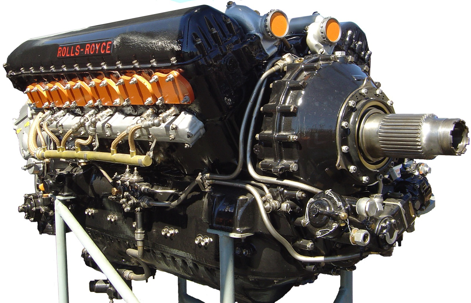 File:Rolls-Royce Merlin.jpg - Wikimedia Commons