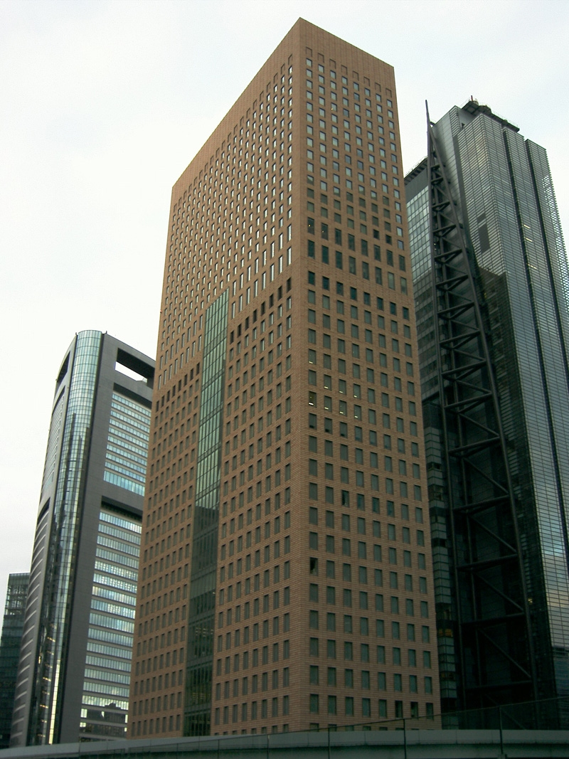 Royal Park Shiodome Tower Hotel