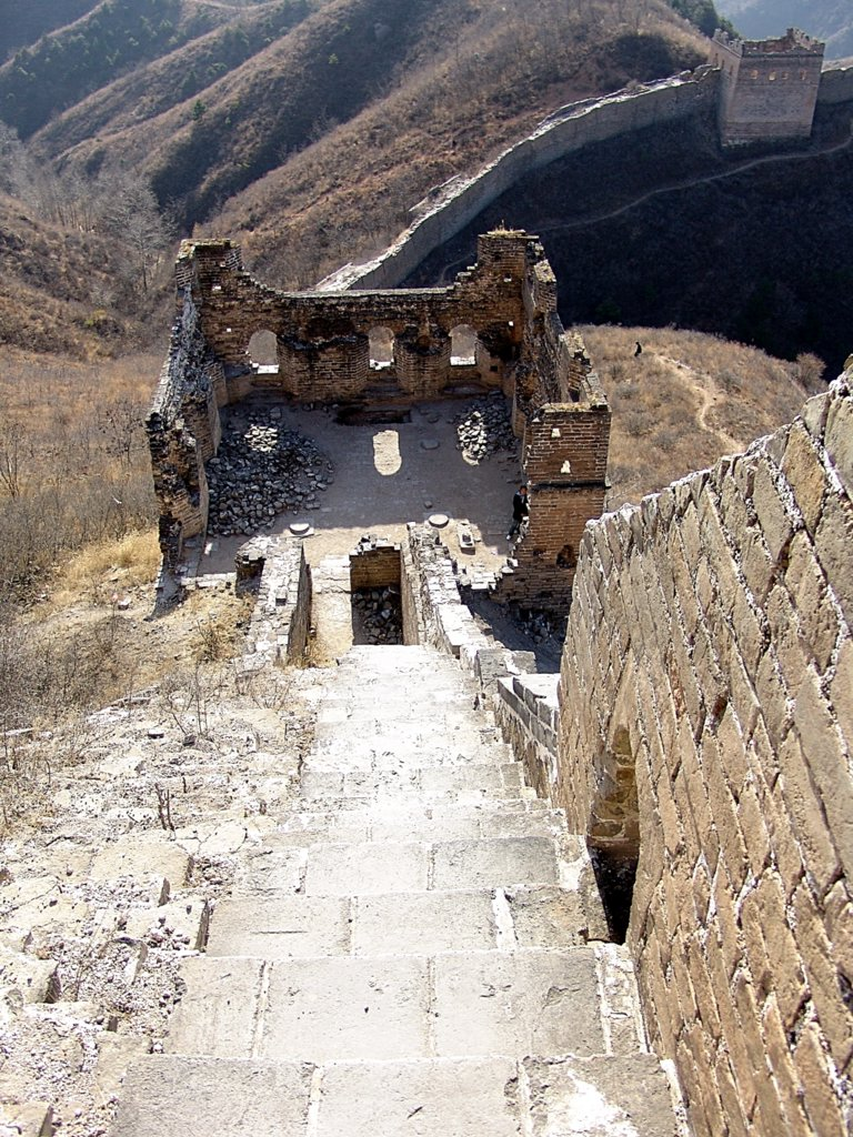 Essays great wall of china