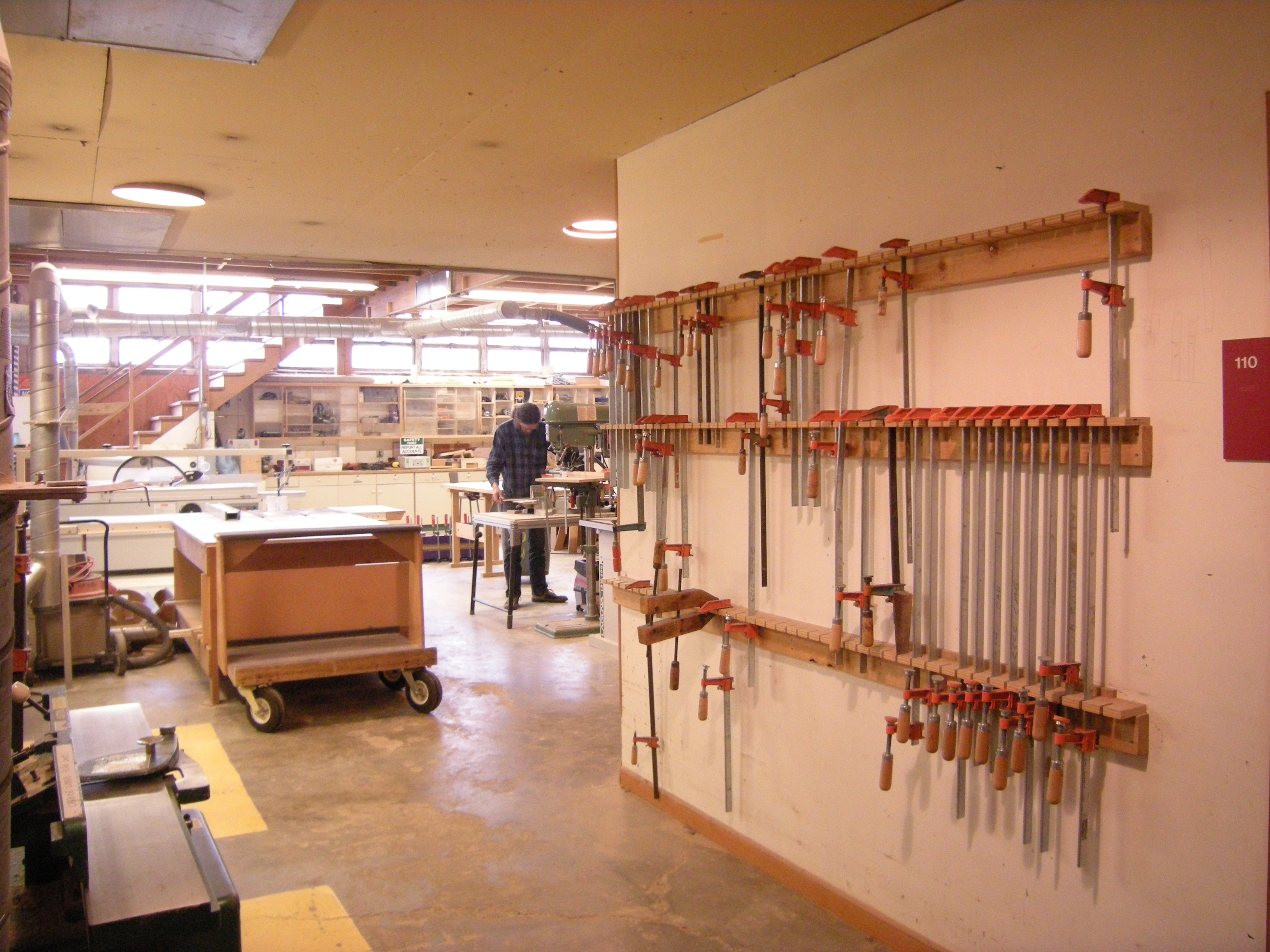 10 Tips on Setting Up Your First Woodworking Shop | International Timber