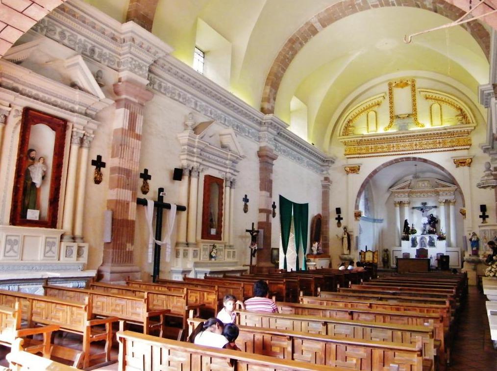 Saint Francis Of Assisi Church C Tetecala C Morelos C Mexico